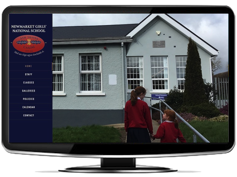 Newmarket Girls National School Website