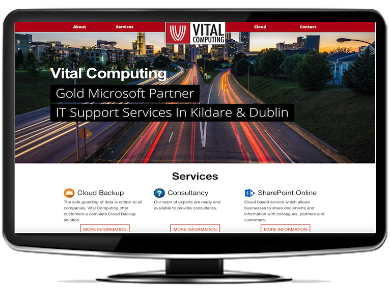 Vital Computing Website